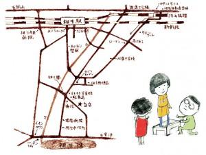 相生店地図
